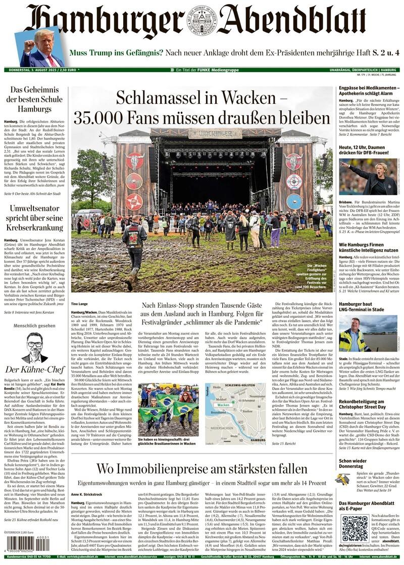 Aktuelle Nachrichten - Hamburger Abendblatt