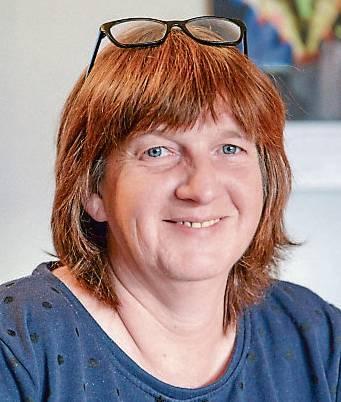 Elisabeth Hauschild vom MTV Wittmund.BILD: Ina Frerichs