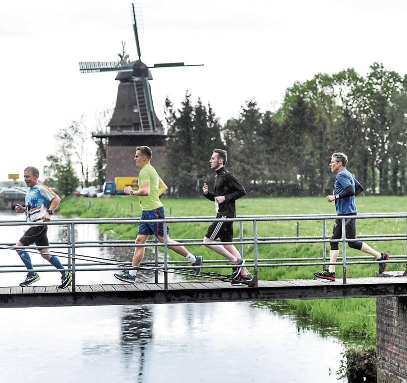 Die Läufer des Ossiloop werden zum Jahresende von denen des Einsteinmarathons in Ulm  herausgefordert.   ARCHIVBILD: Christoph Sahler
