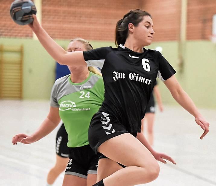 Die Handballerinnen des MTV sind in dieser Saison noch ohne Punktspiel geblieben.BILD: Christoph Sahler