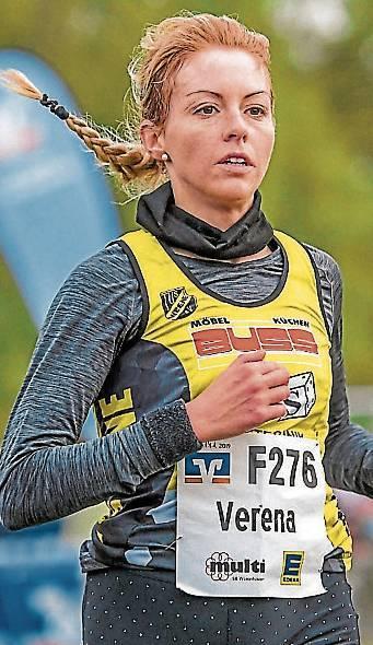 Die Siegerin 2019, Verena Coordes (TuS Weene), läuft auch virtuell.BILD: Jens Schipper
