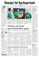 ePaper Anzeiger für Harlingerland