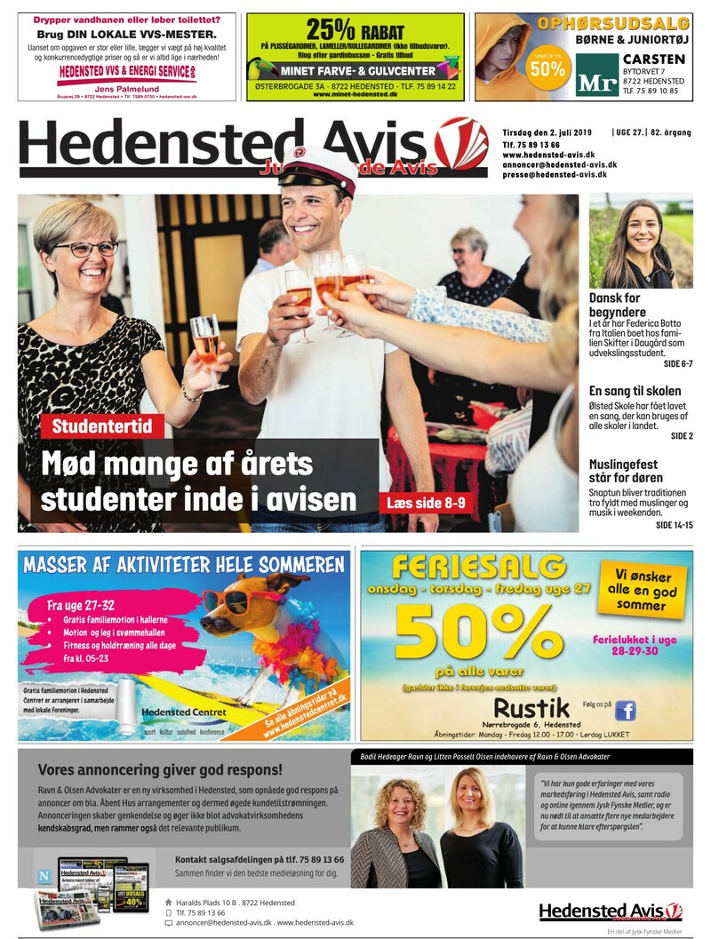 5f7a53675b0 Hedensted Avis - 2019-07-02
