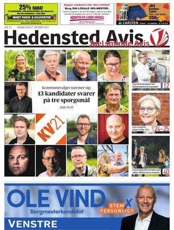 Hedensted Avis