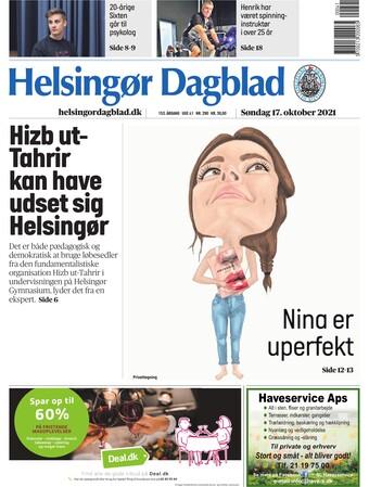 læs Helsingør Dagblad