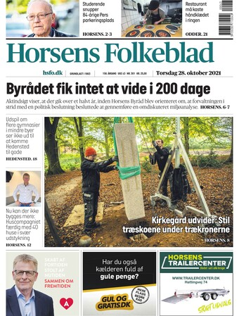 læs Horsens Folkeblad