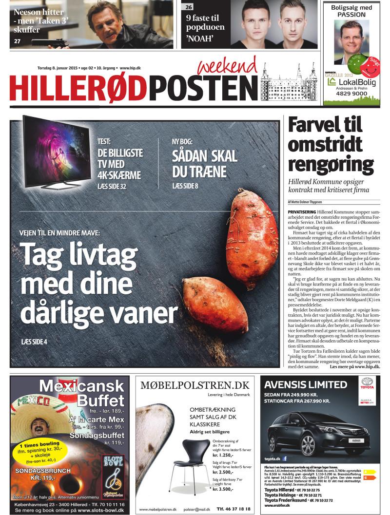 cf3435b3d4c9 Lokalavisen.dk - Hillerød Posten Weekend - Uge 02