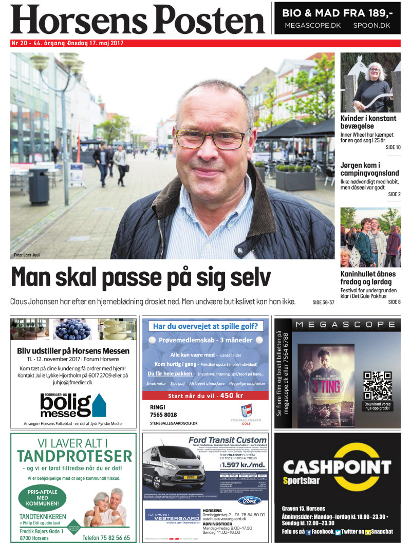 Horsens Posten 20 12 2017