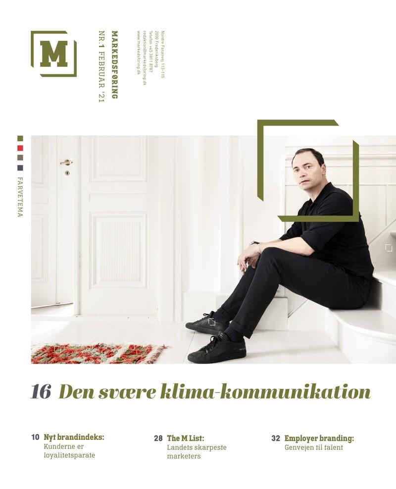Huset Markedsføring - 2021-01-17
