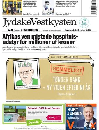JydskeVestkysten Sønderborg