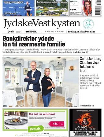 JydskeVestkysten Tønder