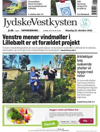 læs JydskeVestkysten Sønderborg