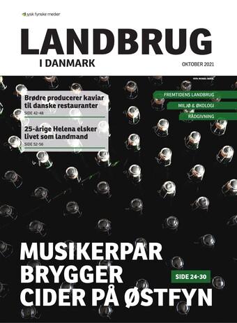 Landbrug i Danmark