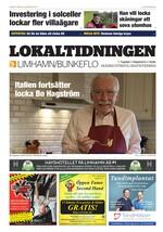Förstasida Lokaltidningen Limhamn/Bunkeflo
