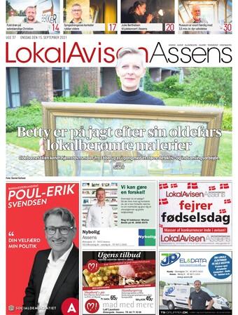 læs LokalAvisen Assens