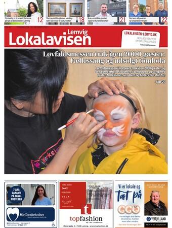 læs LokalAvisen Lemvig