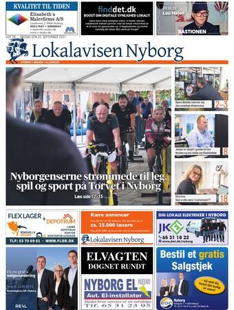 LokalAvisen Nyborg