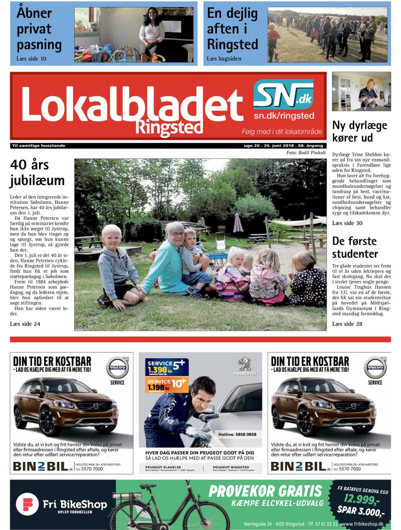 Lokalbladet Ringsted 2606 2018