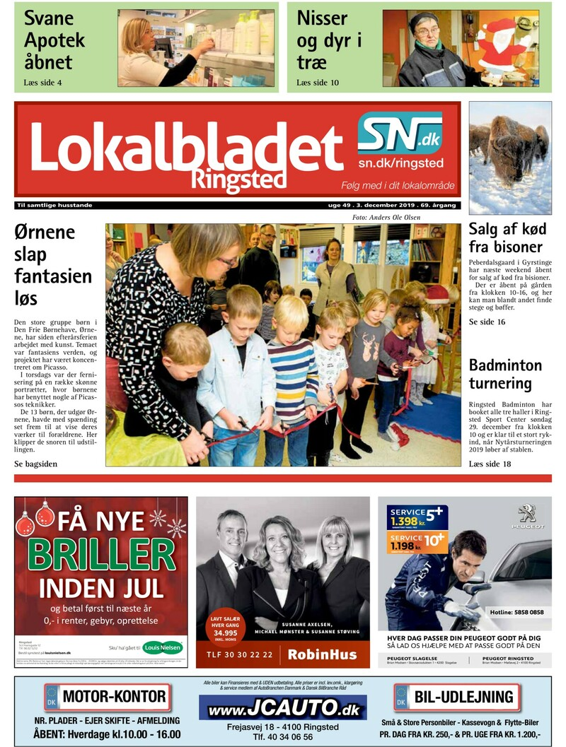 Lokalbladet Ringsted 0312 2019