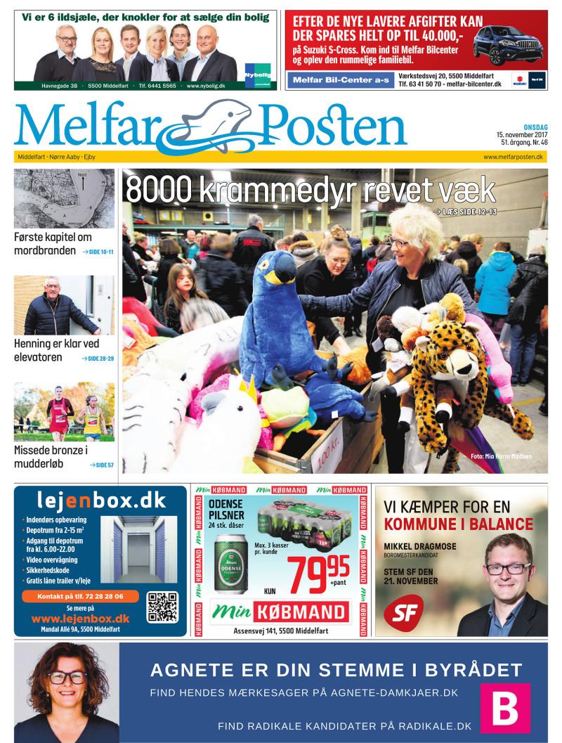 7657846de4a4 Melfar Posten - 15-11-2017