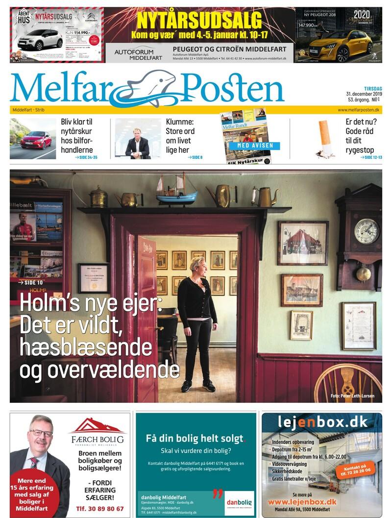 Melfar Posten 31 12 2019
