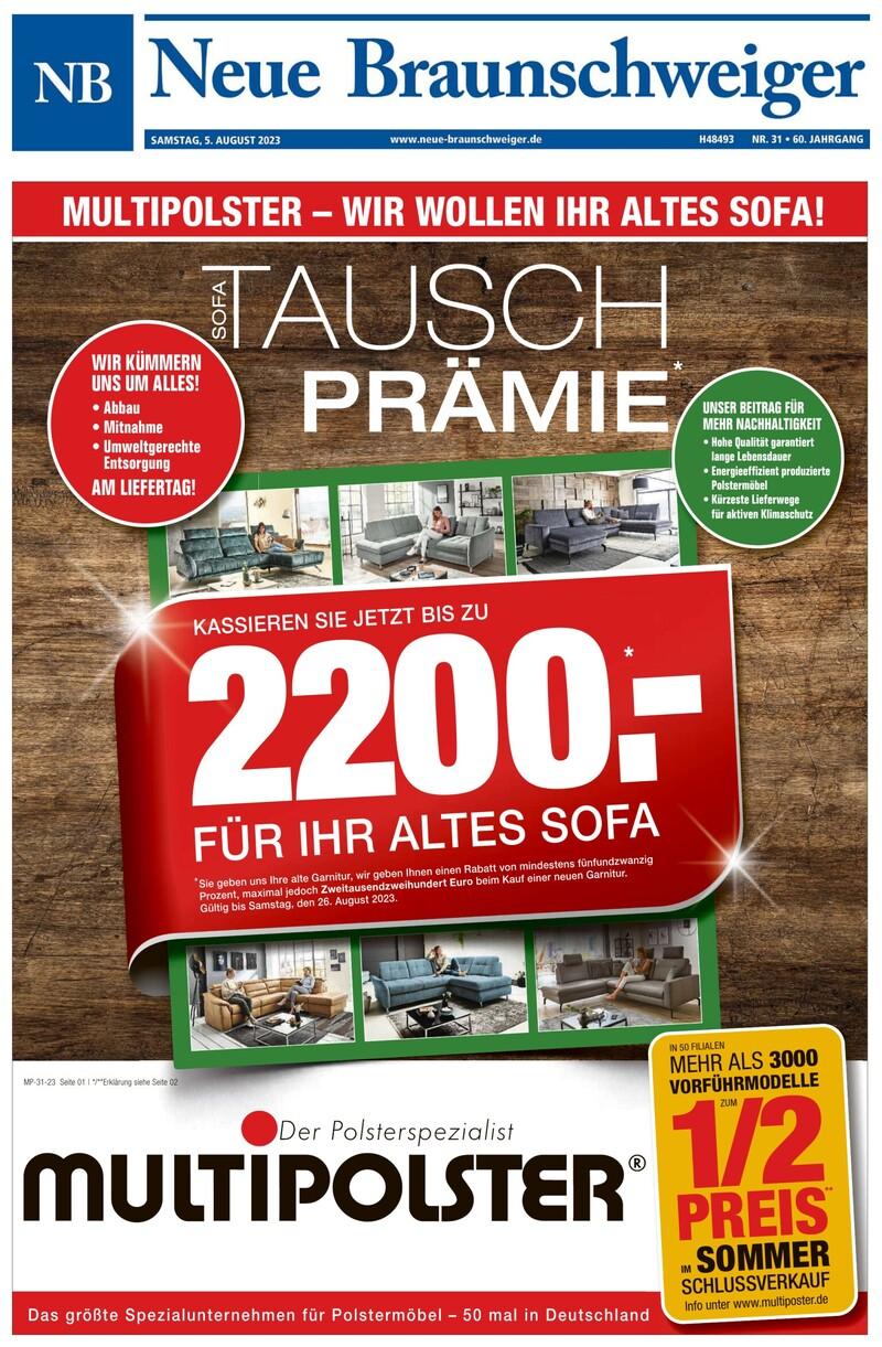 Aktuelles E-Paper Neue Braunschweiger