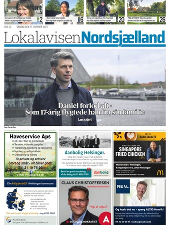 Lokalavisen Nordsjælland