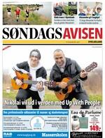 SØNDAGSAVISEN Sydsjælland