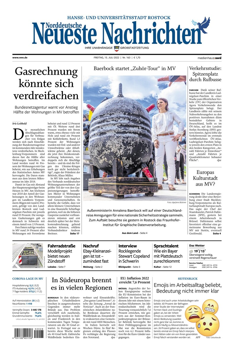 Norddeutsche Neueste Nachrichten