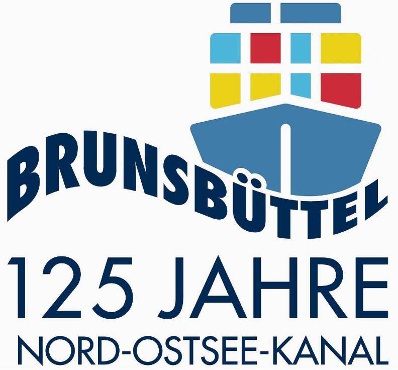 Das Logo für den 125. Kanalgeburtstag steht bereits fest – über die Einzelheiten zu den Feierlichkeiten gibt es noch nicht viele Informationen.sh:z