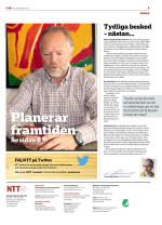 Nyheter - NTT Woodnet