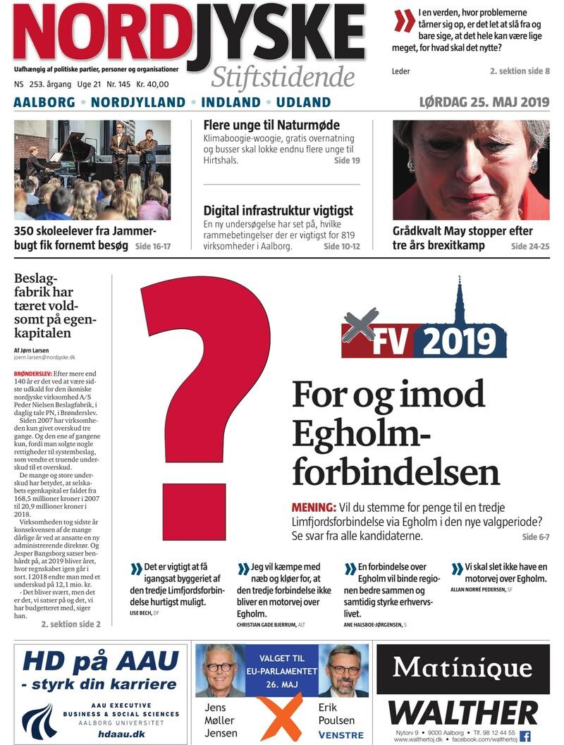 ff29377705b7 E-avis - seneste nyheder fra Nordjylland