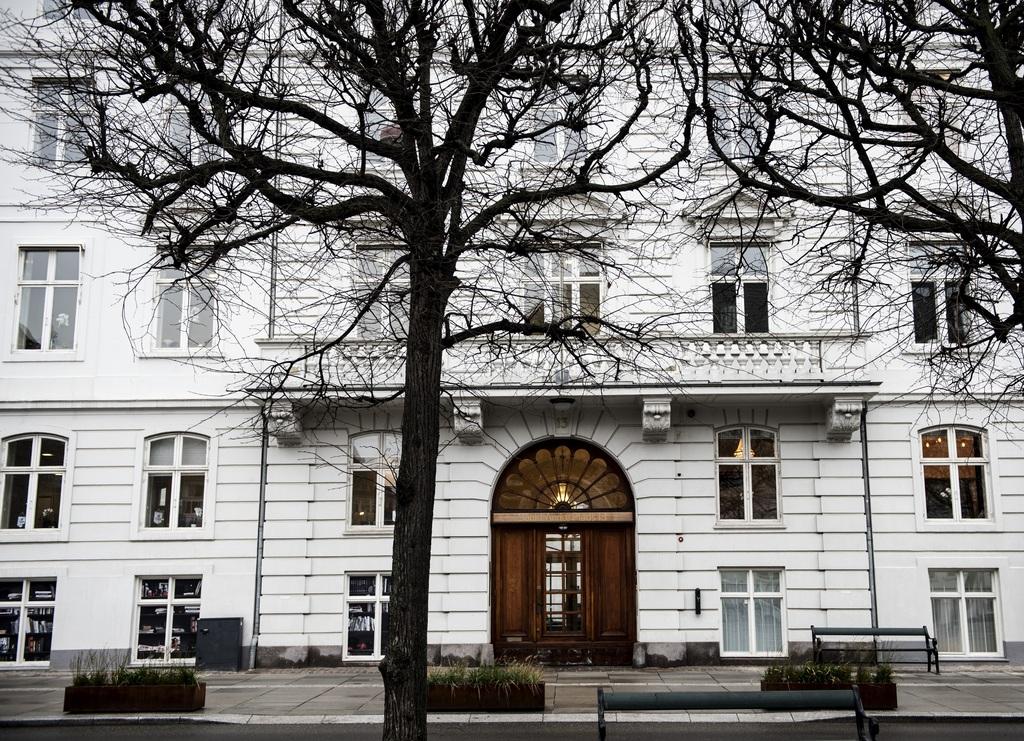 Sankt Annæ Plads 13 huser både køber og sælger af Frederiksberg-ejendommen.Foto: Malene Anthony Nielsen/Ritzau Scanpix
