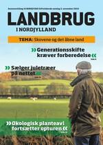 Landbrug i Nordjylland november 2019