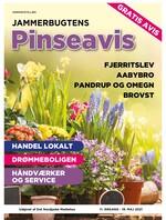 Jammerbugtens Pinseavis 2021