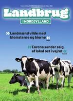 Landbrug i Nordjylland juni 2021