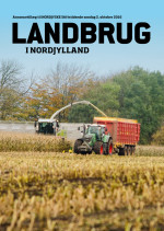 Landbrug i Nordjylland okt. 2016