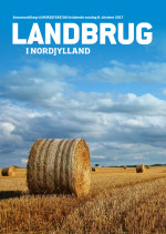 Landbrug i Nordjylland oktober 2017
