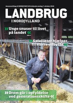 Landbrug i Nordjylland oktober 2018