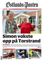 Forside Østlands-Posten