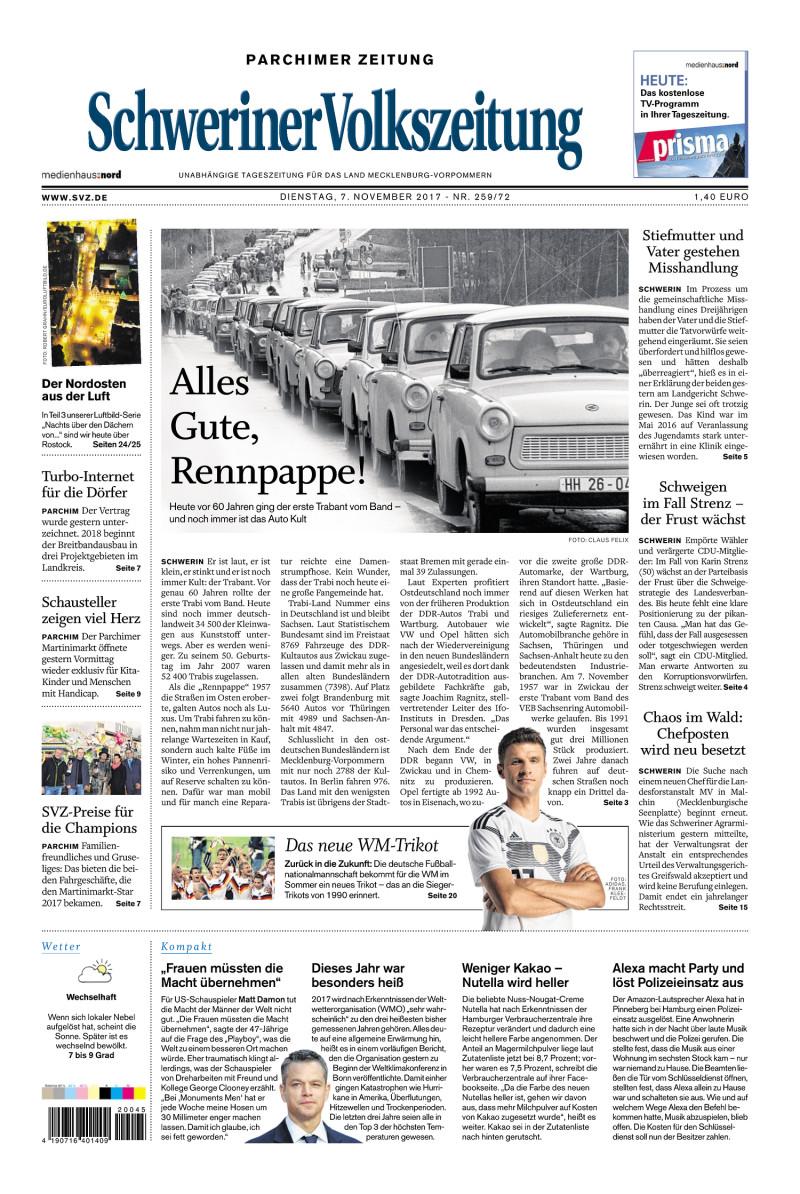 Parchimer Zeitung