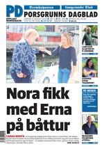 pd porsgrunn dagblad