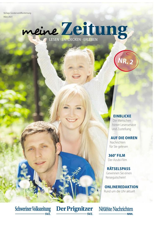 Lebemann 2020 Magazin