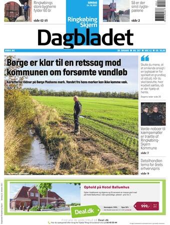 læs Dagbladet Ringkøbing-Skjern