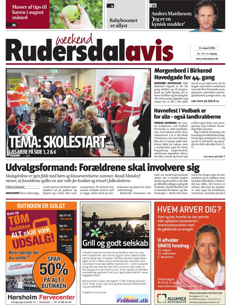 48d687efc1c8 Lokalavisen.dk - Birkerød Rudersdal Weekend - Uge 32