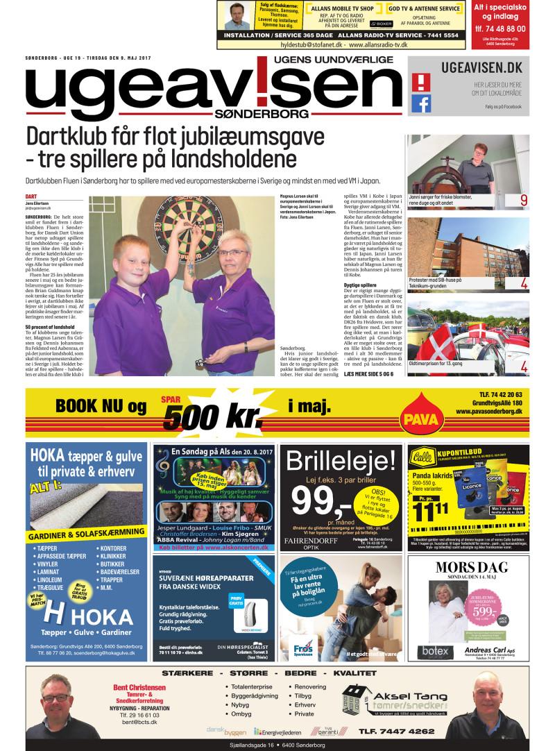 9329b598e99d Sonderborg Ugeavis - 09-05-2017
