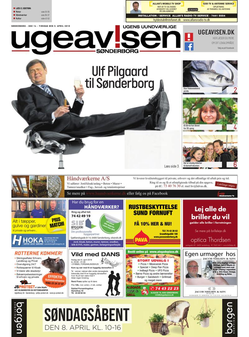 dc5b1dff4f01 Sonderborg Ugeavis - 03-04-2018