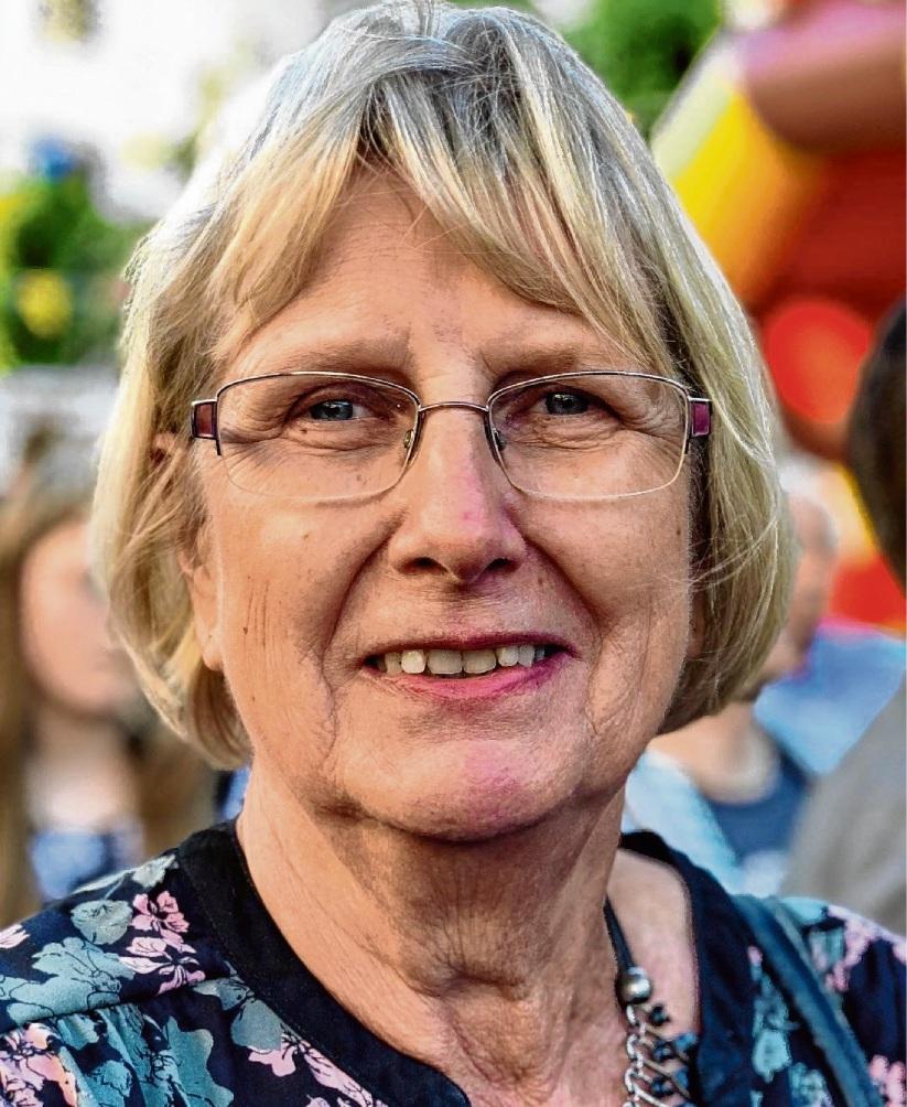 Designierte Bürgerworthalterin Hildegard Pontow (CDU).
