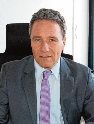 Spricht über Entwicklungen am Standort:  WAS-Chef Detlev Hinselmann  hfr