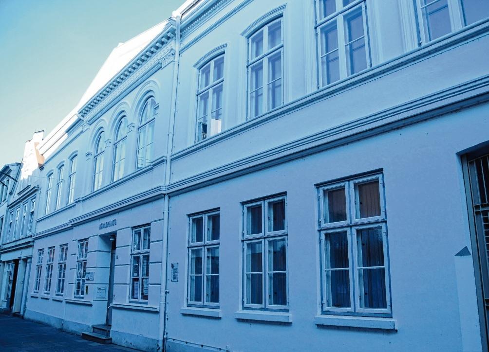 Entschieden: Im Bürgerhaus werden keine neuen Büroräume für die Stadtverwaltung entstehen.Nie